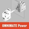 Проходные приборные клеммы - OMNIMATE Power Weidmuller